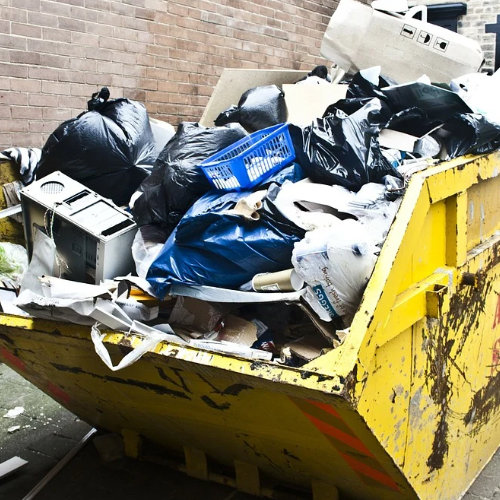 commercial waste services in High Wycombe