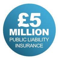 5 Million Pound Public Liability Insurance