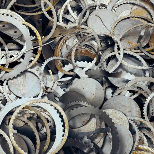 scrap metal recycling services in Bushey