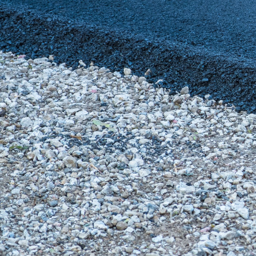crushed concrete uses in London