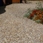 how much does a gravel driveway cost in Marlow